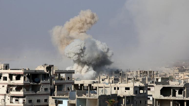 CNN: в США признали, что Россия помогла ослабить напряжённость в Сирии