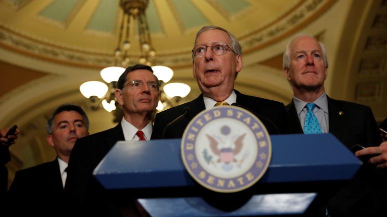 NYT: американские сенаторы договорились о новом наказании для России