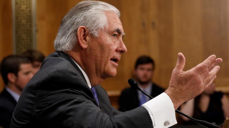 RFE: Тиллерсон заявил о попытках США стабилизировать отношения с Россией