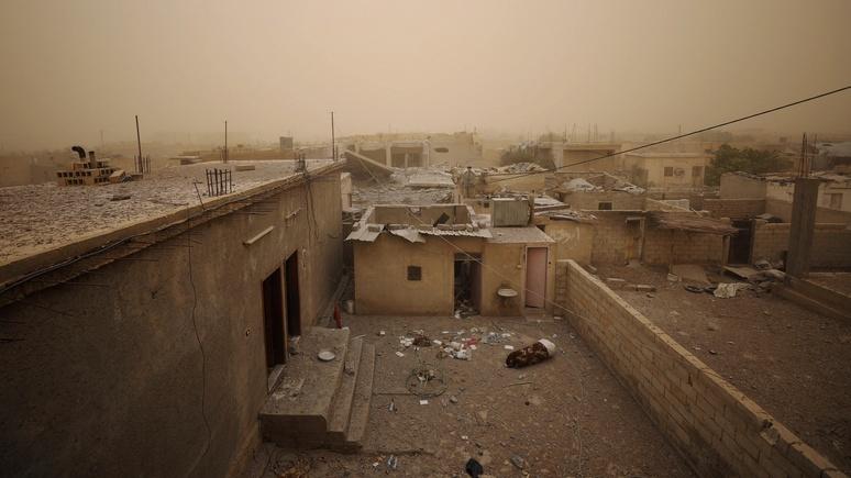 BFM TV: американцы выжигают Ракку белым фосфором — игнорируя международные нормы