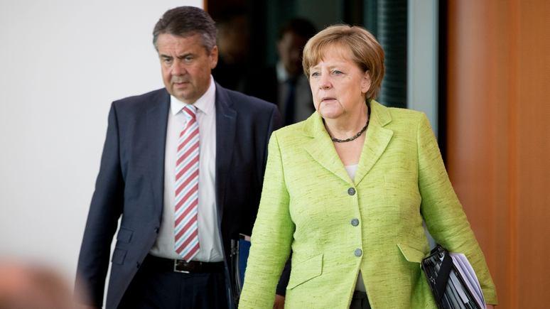 DWN: Германия пригрозила ответить США на новые антироссийские санкции