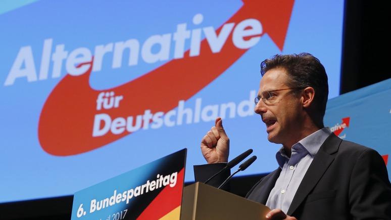 Welt: немецкие правые призвали признать Крым «исконно русским»