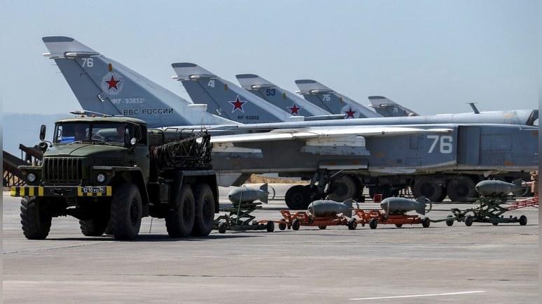 Independent: Россия пообещала взять на прицел самолёты коалиции в Сирии