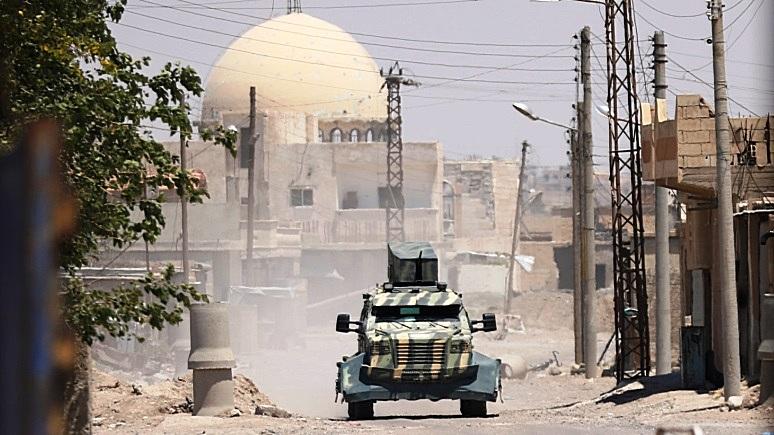 Atlantic: Россия и США не могут договориться о будущем Сирии после ИГ