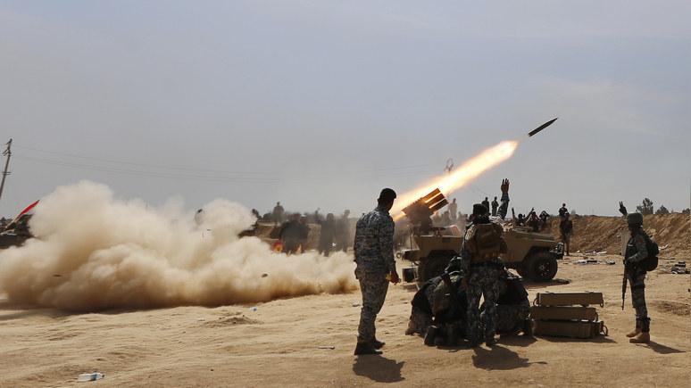 Немецкий эксперт: конфликт России и США в Сирии был бы выгоден только ИГ