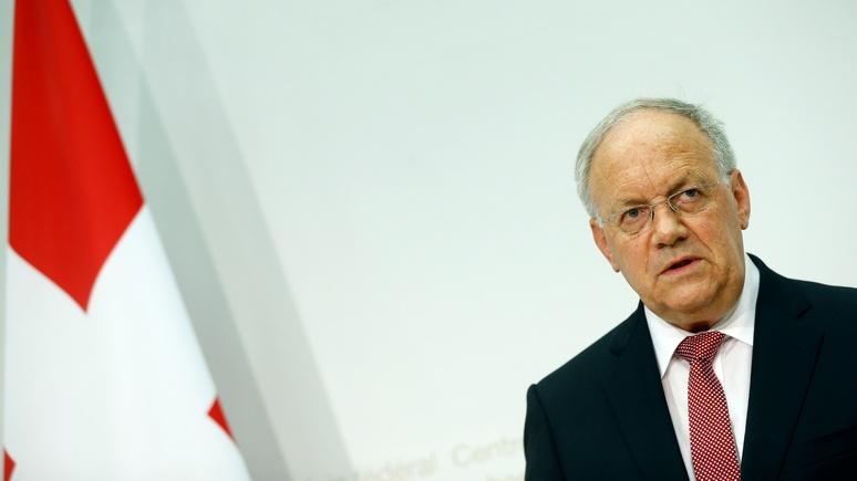 NZZ: Швейцария признала Россию «приличным обществом», несмотря на санкции