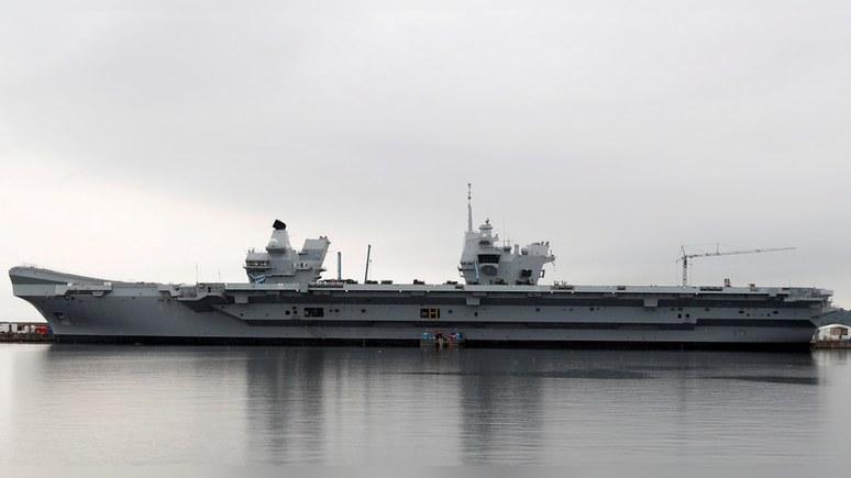 «Адмирал Кузнецов» прослужит как минимум 20 лет после ремонта