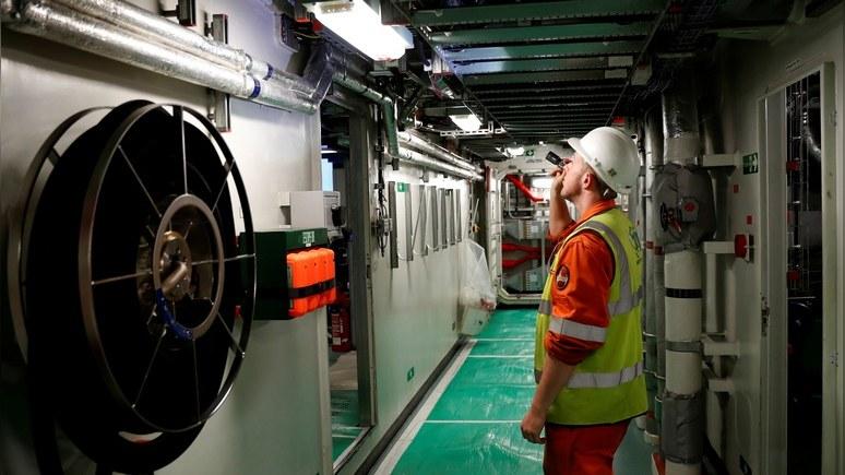 Самый крупный корабль Английского флота оказался уязвим для кибератак