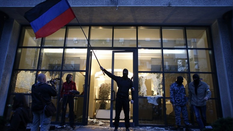 Англичанину угрожает тюрьма заподдержку ополченцев вУкраинском государстве