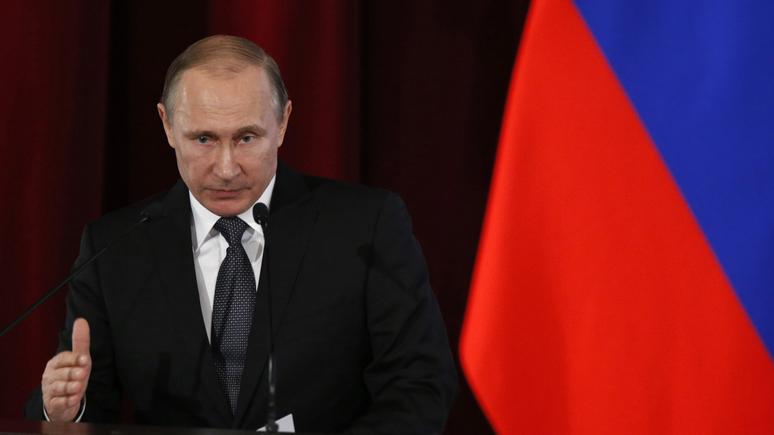 Hill: с Путиным нужно расправиться так же, как с Аль Капоне