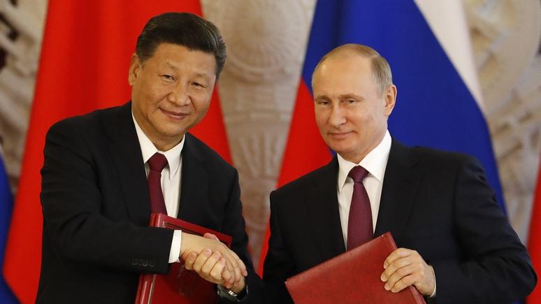 Vox: в Китае запретили критиковать Путина в соцсетях