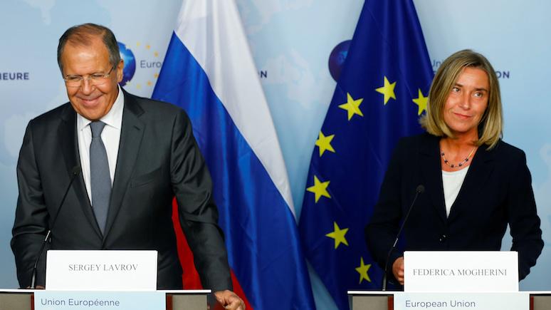Rzeczpospolita: Брюссель намерен вступиться перед США за крупных российских лоббистов в ЕС