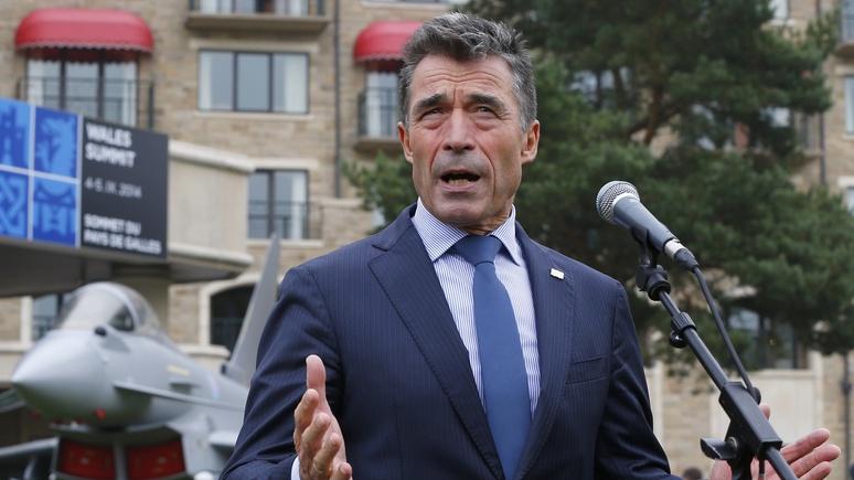 Financial Times: экс-генсек НАТО призвал Европу покориться санкциям США