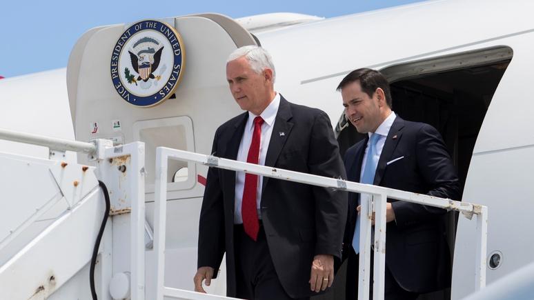 Вице-президент США встретится сглавами стран Балтии