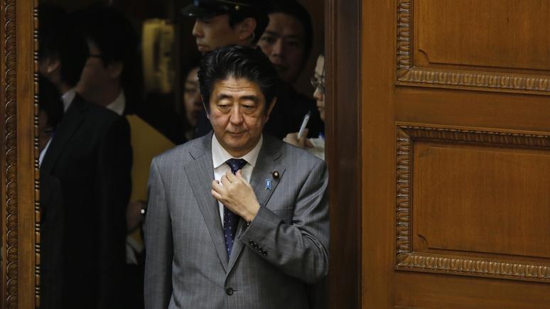 Bloomberg: японский премьер призвал Россию и Китай увеличить давление на КНДР