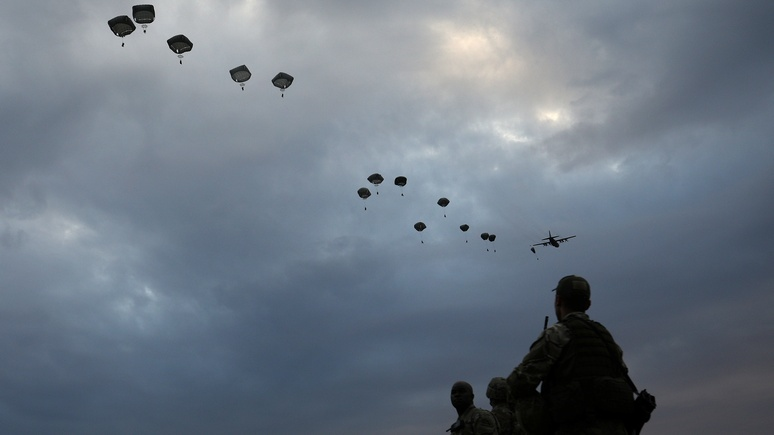 Newsweek: американский генерал предложил поконкурировать с Москвой на военных учениях