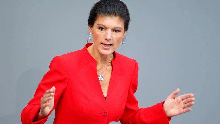 Zeit: немецкие левые поддержали идею признать Крым российским