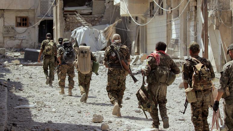 Counter Punch о политике США в Сирии: вопиющая глупость