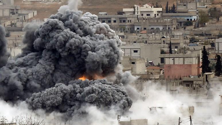 Die Presse: российские ВКС ликвидировали сотни боевиков ИГ в Сирии