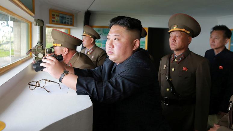 Asian Times: санкции ООН против КНДР сыграют на руку России