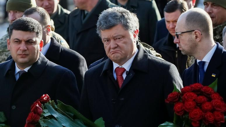 Focus: украинская «революция достоинства» сменила одних олигархов на других