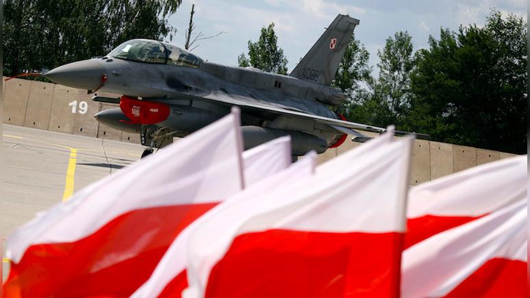 Wyborcza: учения «Запад-2017» вынудили Польшу прикрыть воздушное пространство