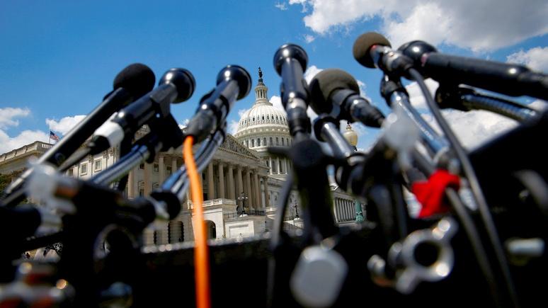 Global Times: США лицемерят, критикуя чужие законы об НПО