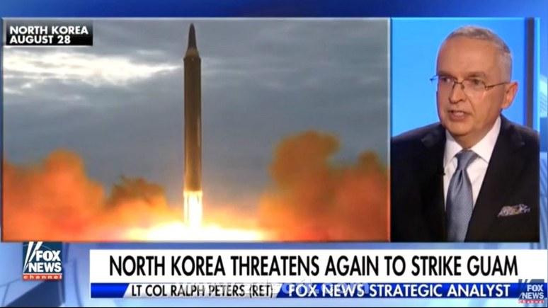 Аналитик Fox: США не сбивают корейские ракеты, чтобы не воодушевлять Кима промахом  — ИноТВ