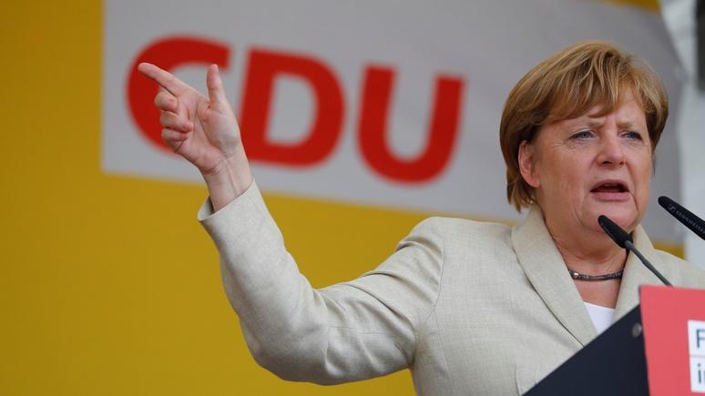 Меркель: без России мир в Европе невозможен