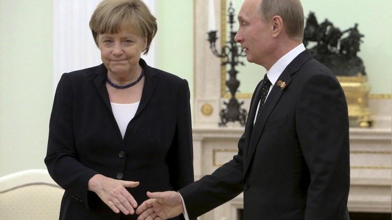 FT: экс-президент Эстонии поручил Меркель борьбу с Путиным за демократию