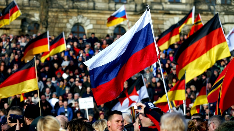 Die Welt: что для немцев главная угроза, для Путина — «захватывающая игра»