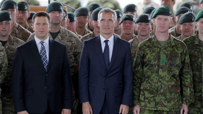 Guardian: генсек НАТО обвинил Россию в нарушении международных обязательств