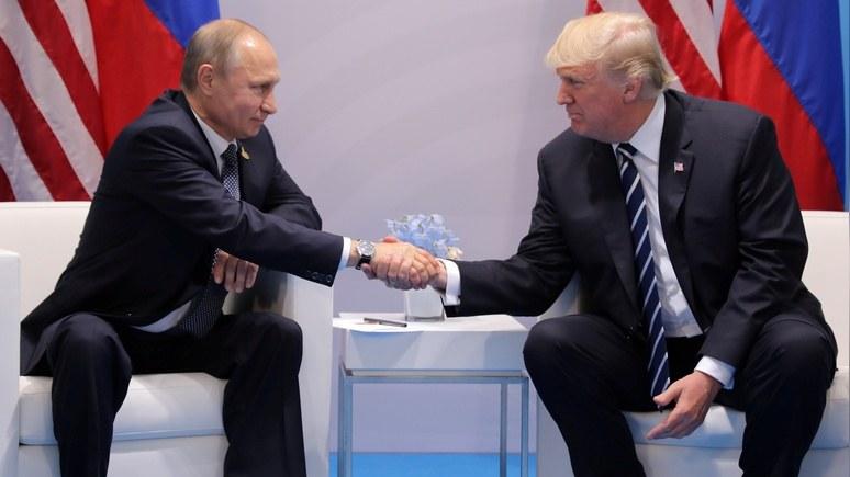 BuzzFeed рассказал о тайном плане Путина помириться с США