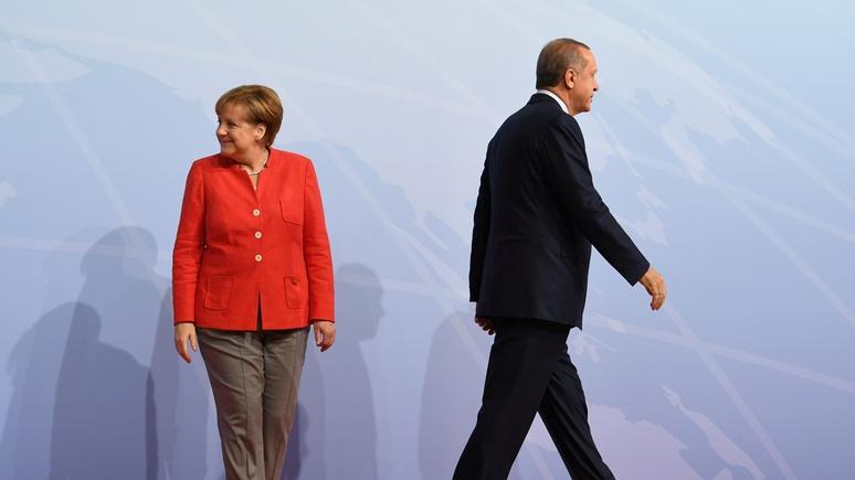 Bild: Турция рискует оказаться в списке «стран-изгоев» вместе с Россией