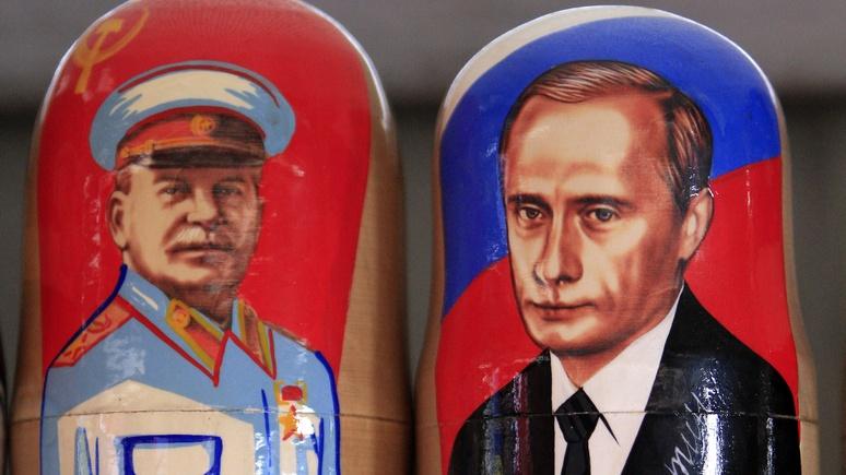 Washington Post: за последние 100 лет дольше Путина у власти находился лишь Сталин
