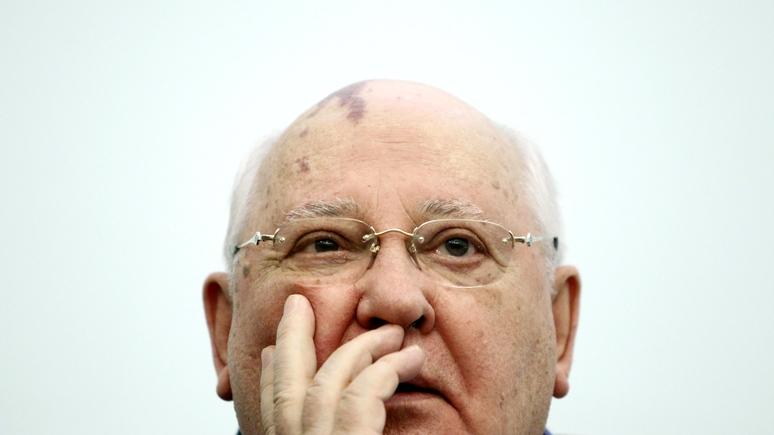 Japan Times: японцы спросили у Горбачёва, как вести себя с Россией
