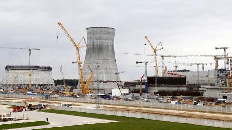 Bild: новая АЭС Путина в Белоруссии угрожает безопасности Европы