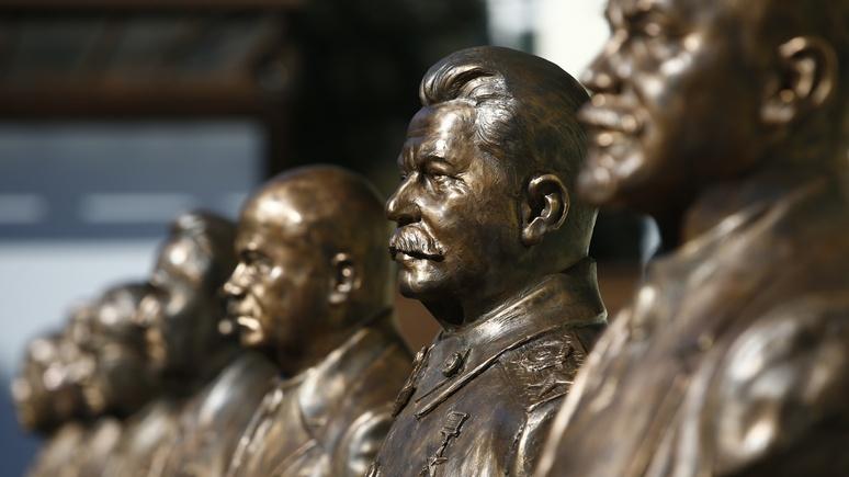 El País: бюст Сталина в Москве — отражение нового «патриотического реализма» России