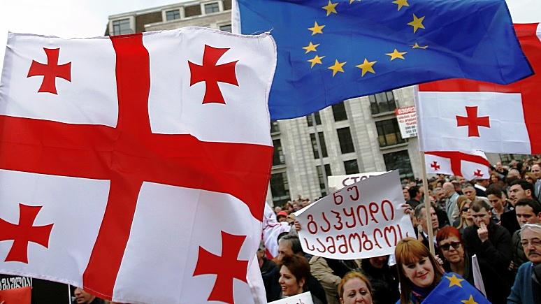 EurasiaNet: Литва планирует называть Грузию Сакартвело врамках десоветизации