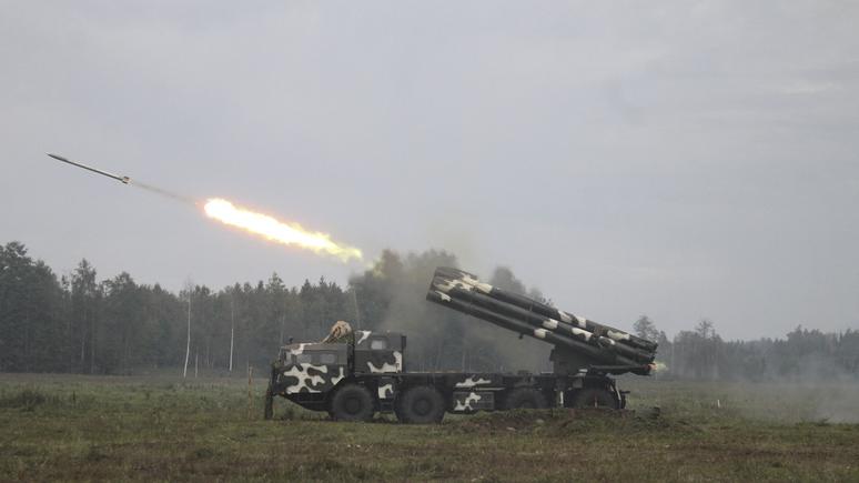 NI: Российская Федерация научениях «Запад-2017» показала новейшее оружие