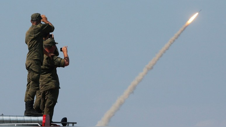 Английские СМИ проинформировали оборужии Российской Федерации «мощнее ядерной бомбы»