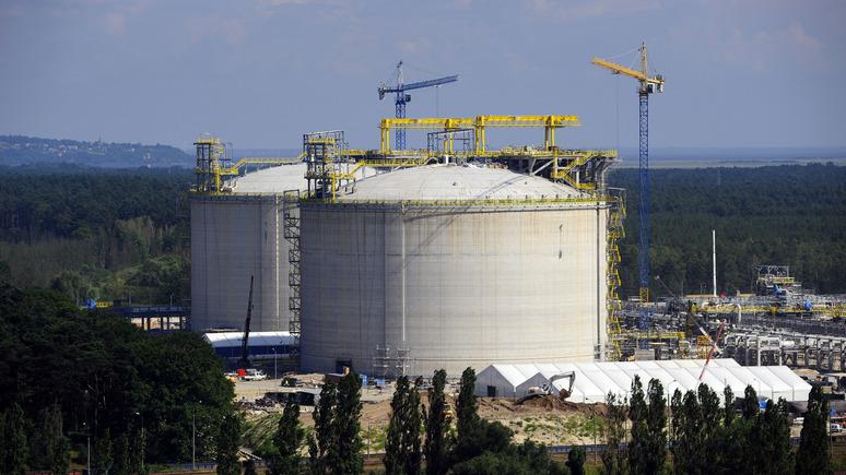 Les Echos: Польша будет переплачивать за газ ради независимости от России