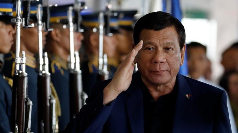 Philippine Star: Россия подарила Филиппинам пять тысяч автоматов Калашникова
