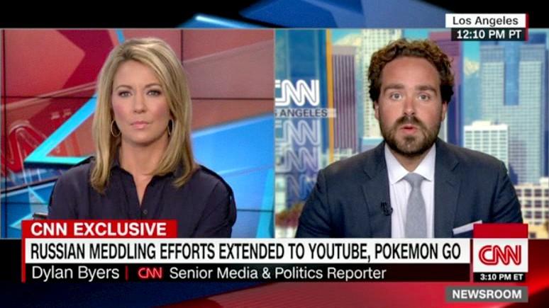 CNN разглядел «российский след» даже в покемонах