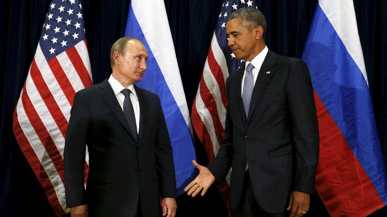 WP: перезагружая отношения с Москвой, Обама прозевал возрождение России