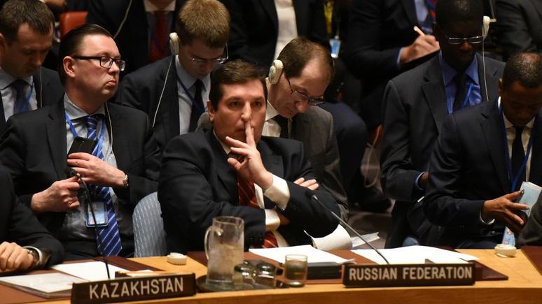 Ouest-France: интересы демократии требуют лишить Россию голоса в Совбезе