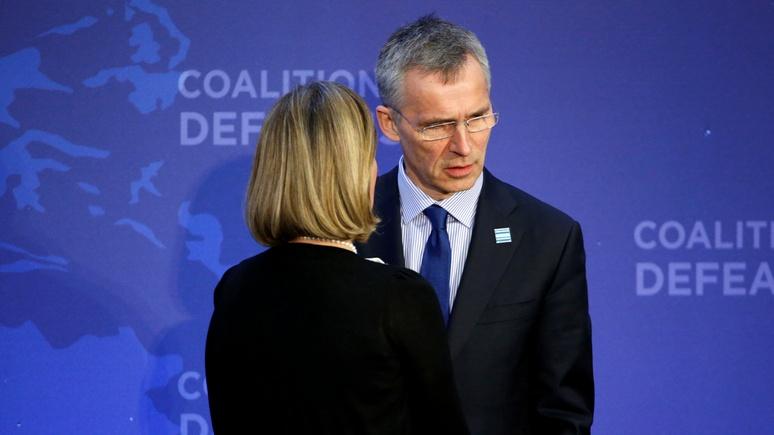 Contra Magazin: НАТО неспроста симулирует страх перед Россией
