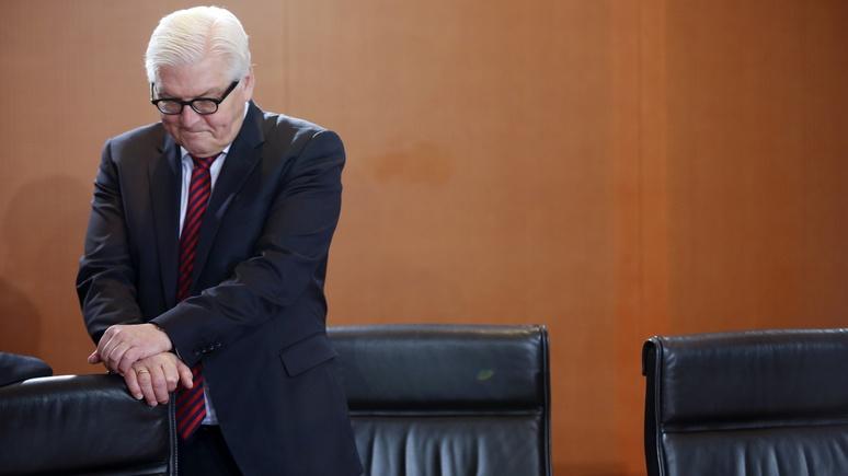 Задание отФРГ Штайнмайеру: президент Германии едет сщекотливым вопросом кПутину