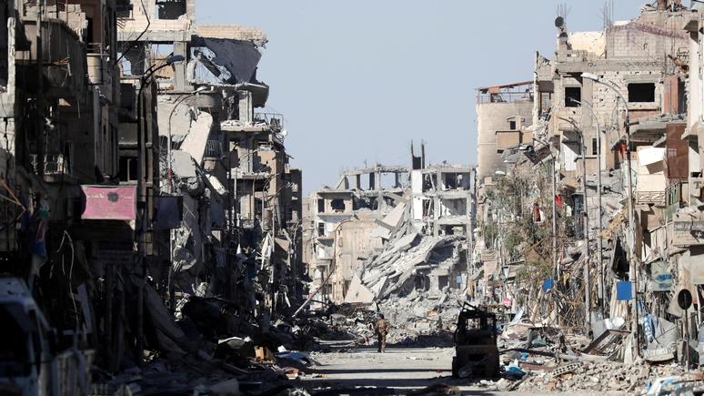 Врядах боевиковИГ ведут войну тысячи иностранных наемников
