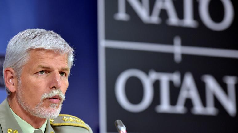 ВНАТО сообщили обобнаружении у«Талибана» русского топлива